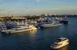 Tutti pazzi per il Miami Boat Show!