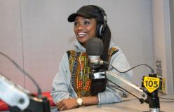 Stella Mwangi a 105 Stars, le foto