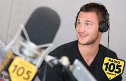 Danilo Gallinari a 105 Take Away, le foto