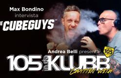 I The Cube Guys a 105 InDaKlubb: il loro nuovo singolo in anteprima venerdì 16 febbraio