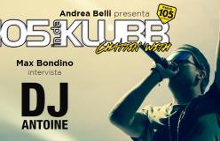 A 105 InDaKlubb c'è DJ Antoine: appuntamento venerdì 23 marzo
