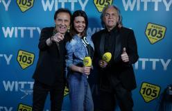Roby Facchinetti e Riccardo Fogli con Ylenia ad Amici 17 pt. 24/05/18