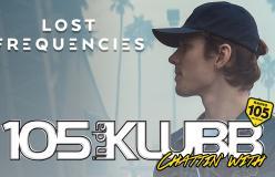 Lost Frequencies a 105 InDaKlubb: l'intervista venerdì 11 maggio, alle 23