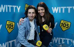 Marcello Sacchetta con Ylenia ad Amici 17