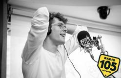 Lost Frequencies a 105 InDaKlubb: le foto dell'intervista
