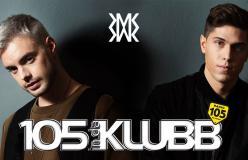 Merk & Kremont a 105 InDaKlubb: l'intervista venerdì 25 maggio, alle 23