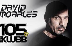 David Morales a 105 InDaKlubb: venerdì 1° giugno alle 23