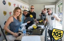 RadioCity Milano 2018: le foto della diretta di 105 Take Away
