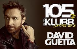 "David Guetta presenta ""7"" a 105 InDaKlubb: appuntamento venerdì 28 settembre"