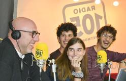 Paolo Virzì presenta il suo nuovo film a 105 Friends, guarda le foto