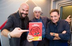 Beppe Severgnini presenta il suo nuovo libro a 105 Friends