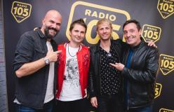 Guarda le foto dell'intervista dei Muse a 105 Friends