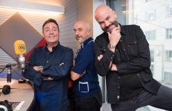 Guarda le foto di Roberto Ciufoli a 105 Friends