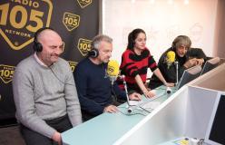 """""""I moschettieri del Re"""" ospiti dei Friends02/01/2019"""