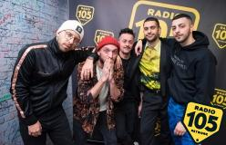 Mahmood a 105 Trap: guarda le foto più belle