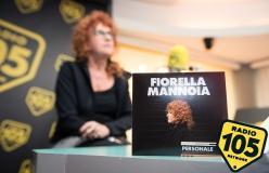 Fiorella Mannoia a 105 Friends PT101/04/2019