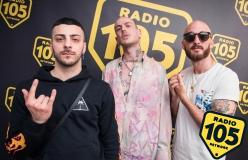 Gemitaiz 105 Trap: le foto dell'intervista!