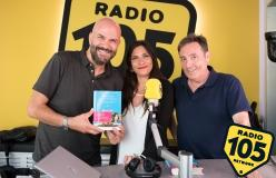 Eliana Liotta a 105 Friends: le foto dell'intervista