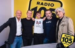 Il cast di Se mi vuoi bene a 105 Mi Casa: le foto dell'intervista!
