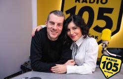 Giusy Ferreri a 105 Mi Casa: guarda le foto più belle!