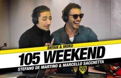 105 WEEKEND DE MARTINO E SACCHETTA 11-11-2017