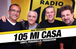 105 MI CASA PANARIELLO PIERACCIONI CONTI 19-11-2019