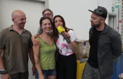 Tutto Esaudito realizza il primo sogno: Ylenia, Pizza e Mitch consegnano il quad a Silvia