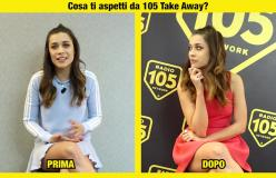 105 TAKE AWAY INTERVISTA DOPPIA LUDOVICA FRASCA 25-03-2019