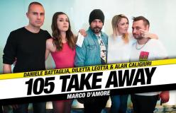105 TAKE AWAY MARCO D'AMORE 29-03-2019