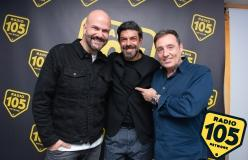 Pierfrancesco Favino a 105 Friends: guarda le foto più belle!