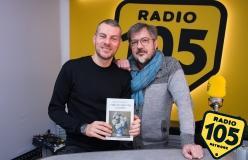 Rocco Tanica a 105 Mi Casa: le foto dell'intervista!