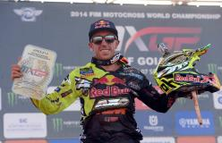 Tony Cairoli con gli Autogol a Europei Everyday