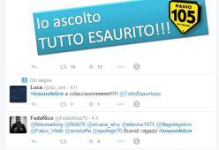 #iosonofelice: a Tutto Esaurito Marco Galli lancia l'hashtag del giorno!