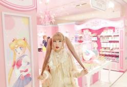 A Tokio apre il primo negozio ufficiale di Sailor Moon