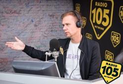 Armin Van Buuren a 105 InDaKlubb: guarda le foto