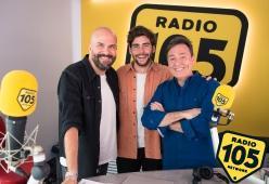 Alvaro Soler a 105 Friends: guarda le foto più belle!