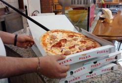 Pizza Pala da Samir
