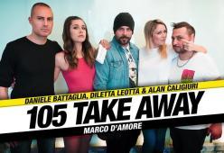 """Marco D'Amore a 105 Take Away: """"Mi hanno chiesto un miliardo di volte se Ciro è morto davvero"""""""