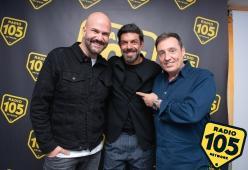 Pierfrancesco Favino a 105 Friends: guarda le foto più belle!
