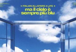 Italian All Stars 4 Life: 50 cantanti italiani uniscono le voci per raccogliere fondi per la Croce Rossa
