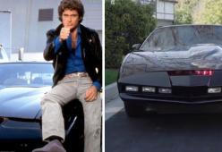 """David Hasselhoff ha venduto all'asta la sua K.I.T.T. di """"Supercar"""" a 300mila dollari"""