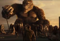 Godzilla vs Kong: ecco il trailer italiano dell'attesissimo film