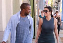 Kanye West-Kim Kardashian: nel futuro c'è anche un'adozione