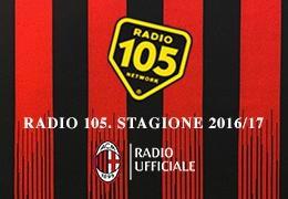Radio 105 Radio Ufficiale di A.C. Milan