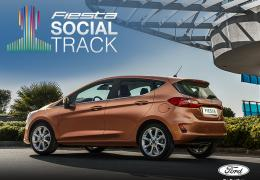 Mettiti alla prova a bordo della Nuova Ford Fiesta e diventa protagonista della hit dell'estate!