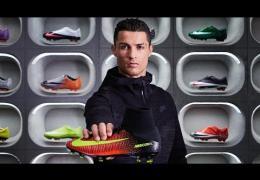 Speed Room ft. Cristiano Ronaldo & the New Mercurial Superfly V