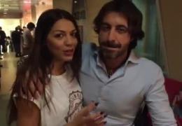 40 ANNI DI NOI BACKSTAGE: Ylenia e Marco Mazzoli!