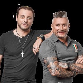 Paolino e Martin
