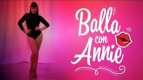 Balla con Annie! La reinterpretazione dei videoclip anni '90 e 2000 della nostra Annie Mazzola