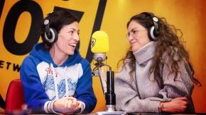 Valeria Imbrogino e Simona Voglino Levy
